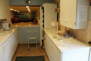 Röyläntuvan keittiö