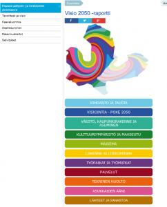 Espoon kaupungin nettisivuilta löytyy POKEn Visio 2050 -raportti