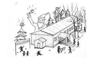 Röyläntuvan joulumarkkinat